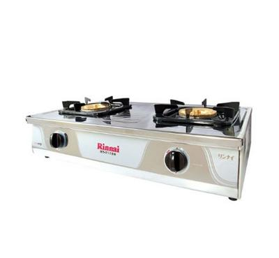 Rinnai Double Ring Table Top Gas Cooker 2-Burner