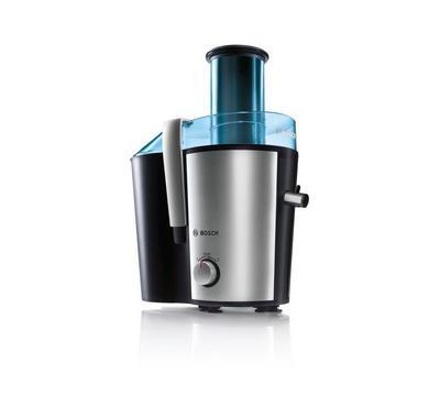 Bosch, Juicer, 700W, Blue/Silver