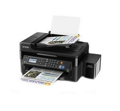 Epson L565 Inkjet Printers Scan/Copy/Fax Black