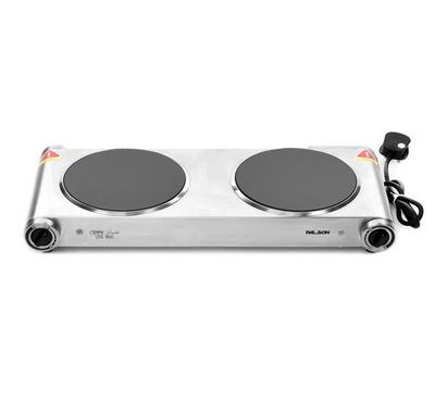 Palson Ceramic Double Steel Plus Vitro Hob 2400W