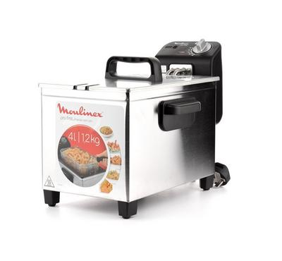 Moulinex Electric Fryer Pro First 2300W, 1.2 L,Stainless/Black