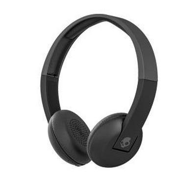 Skullcandy Uproar Wireless, Bluetooth Headphones, Black