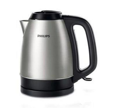 Philips Cordless kettle 1.5 L 2200W Brushed Metal