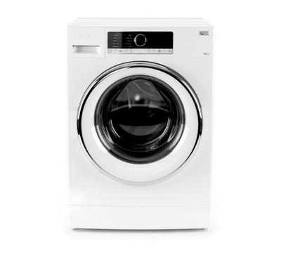 Whirlpool Front Load Washing Machine, 10KG, White