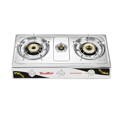طباخ مينيومكس 3 عيون بالغاز