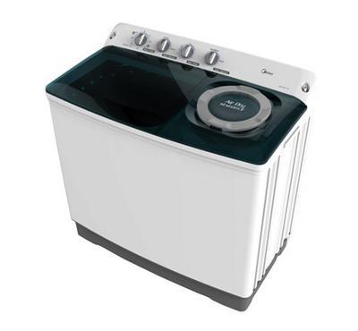 Midea, 16KG Washing Machine Twin Tub, White