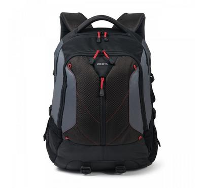 """Dicota RIDE 15.6"""" Laptop Backpack Black. Sporty, Polyester"""