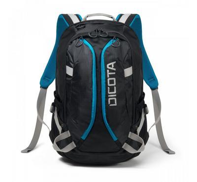 ديكوتا حقيبة ظهر لاب توب 15.6, أسود/أزرق