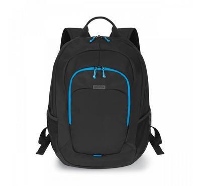 "Dicota POWER KIT VALUE 15.6"" Laptop Backpack Black.Powerbank"