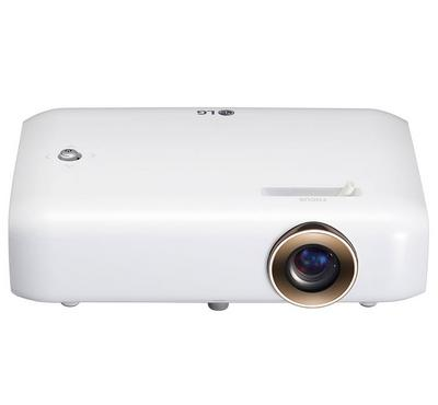 LG PH550 Portable DLP Projector White