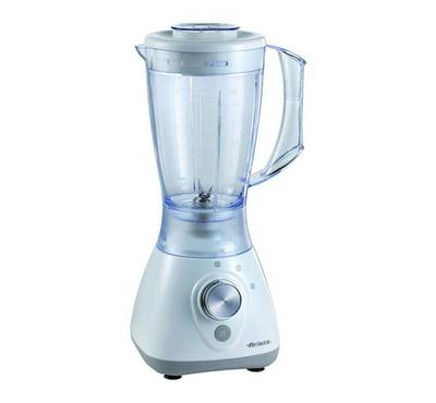 Ariete, Blender, 430W, 2 Speed, White/Gray
