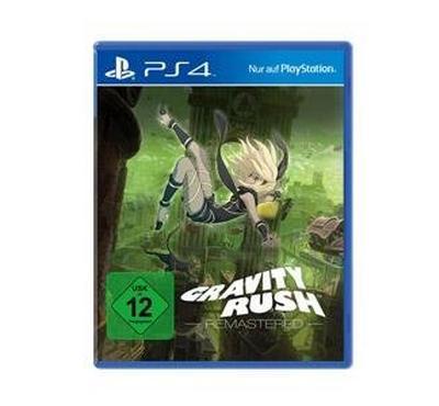 Sony PS4 Game: Gravity Rush -Remastered