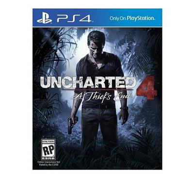Sony Uncharted 4 - A Thief's End Game, Single Player