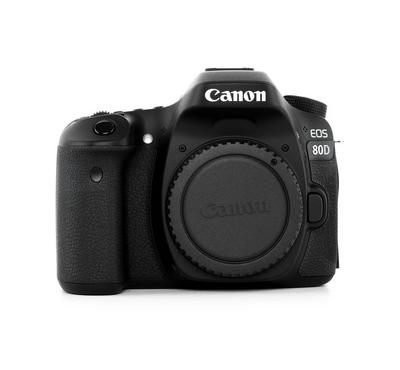 Canon EOS 80D DSLR Camera 24.2mp 7fps