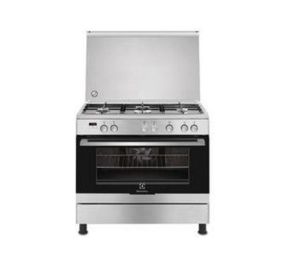 Electrolux Stainless Steel Cooker 60x90,Gas