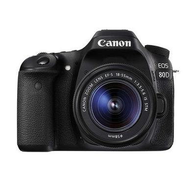Canon 24 MP DSLR Camera, with 18-55m Lens