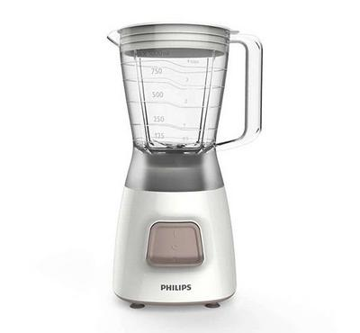 Philips Daily Collection 1.25L Blender 450W White