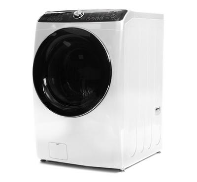 Daewoo Front Load Fully Automatic Washer 15KG/Dryer 8KG, White