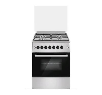 Daewoo 60x60 Gas Cooking Range Stainless Steel. Full Safety