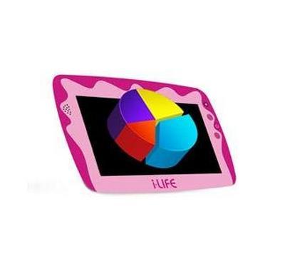 I-Life Kids Tab 4, 7 Inch, WiFi, 8GB, Pink