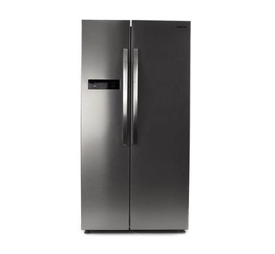 Panasonic Refrigerator, 18 Cft., Stainless