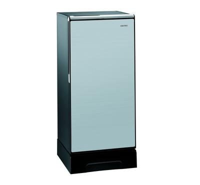 Hitachi Single Door Refrigerator, 187L Capacity, Silver