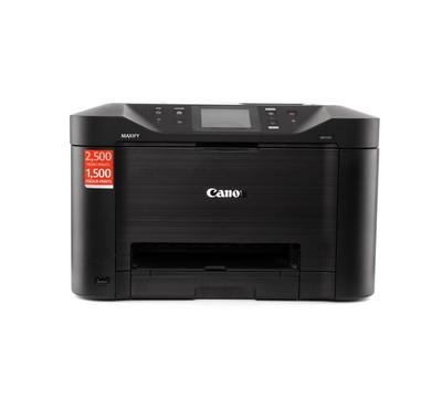CANON MAXIFY MB2140, MFP, Print, Copy, Scan, Wi-Fi, Black