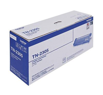 Brother Black Toner Cartridge, 1200 Pages