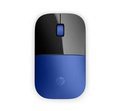 HP Z3700 Wireless Optical PC Mouse Blue. 2.4GHz,Sleek Design