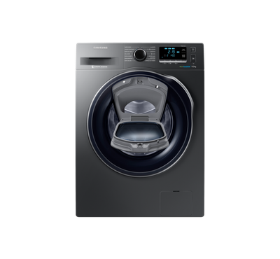 Samsung, 9.0KG Washing Machine Front Load, Silver