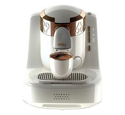 ارزوم أوكا آلة تحضير القهوة التركية