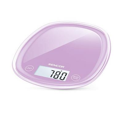 Sencor PASTELS COLLECTION 5kg Digital Kitchen Scale Violet
