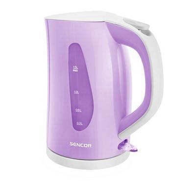 Sencor Pastels Collection 1.5L Kettle Platic 2400W Violet