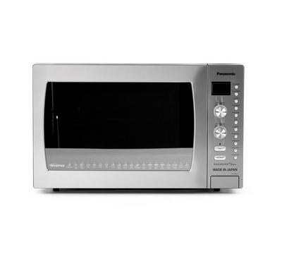 Panasonic, Microwave Oven, 42L, Stainless Steel