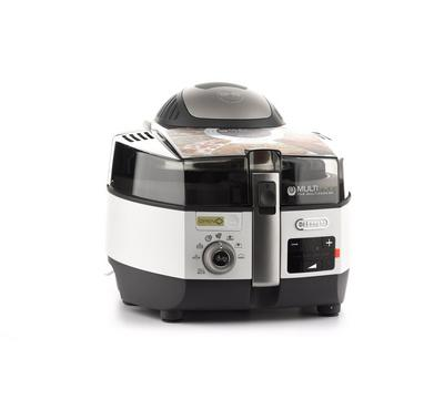 Delonghi, Multifry Cooker, 1.7Kg,1000-1400W, Black & White