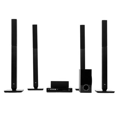 LG Home Theaters DVD 5.1 Ch, 330W