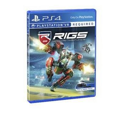 لعبة ريجز لجهاز بلاي ستيشن 4
