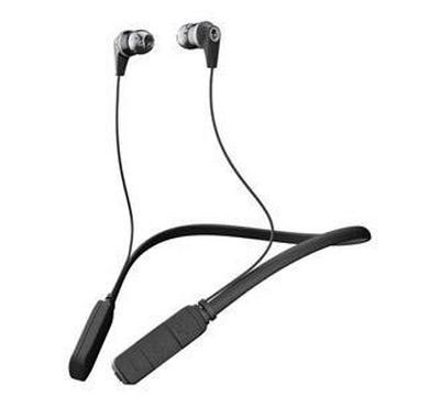 Skullcandy, In Ear Bluetooth, Black/Gray