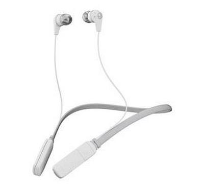 Skullcandy In Ear Bluetooth Ink D Bt, White/Gray