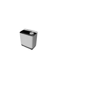 Daewoo 8kg Washing Machine Twin Tub Plastic Body White