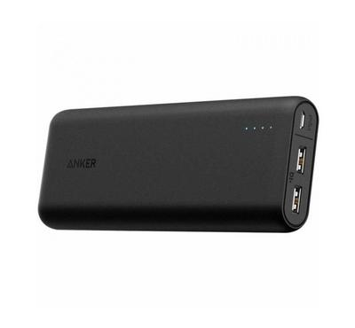 Anker, PowerCore External Battery, 15600mAh, Black