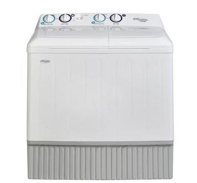 Super General 16kg Semi Automatic Twin Tub Washing Machine, White