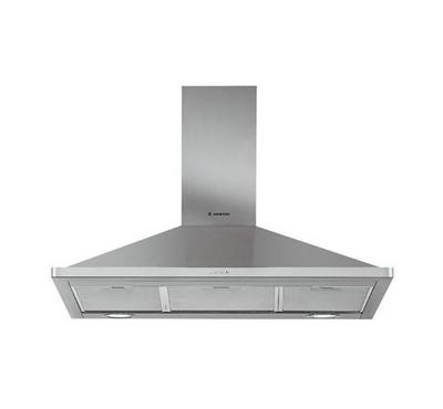 Ariston 90cm Chimney Hood, Ducted Type, Air Extraction