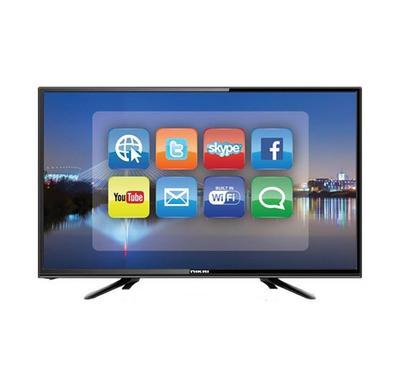 Nikai 65Inch Smart LED TV UHD 200Hz Black