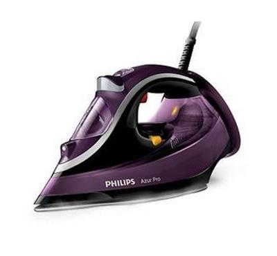 Philips Steam Iron, Azur Pro, 3000W, Purple