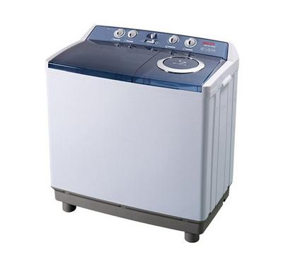 Singer PLUS 12KG Washing Machine Twin Tub Plastic Blue/White