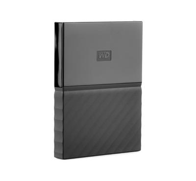 Western Digital My Passport 1tb, Usb 3.0, Black