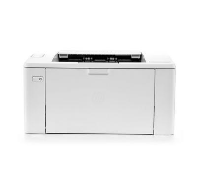 HP LaserJet Pro M102w Mobile Printer, White