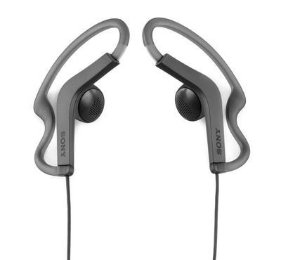 Sony Sports Earphone Black
