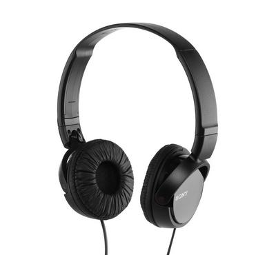 Sony Padded Headphone Black